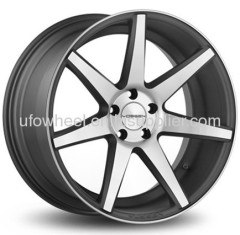 STAGGERED WHEEL front wheel