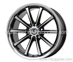 STAGGERED ALLOY WHEEL VOSSEN