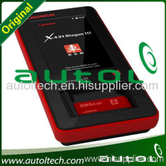 Car diagnostic tool 100% Original Auto scanner Launch X431 Diagun III