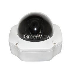 Outdoor or Indoor Colour Vandal Resistant Dome cameras