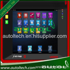 launch x431 tablet diagnostic scanner X431 PDA