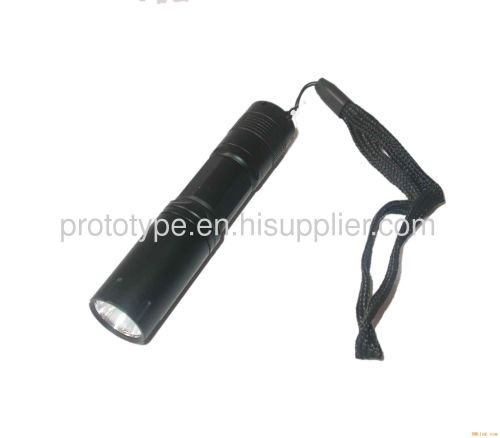 LED custom flashlightled product design