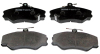 BRAKE PAD 58101-43A00 FOR HYUNDAI H100 Mini Bus 1993'-2007''