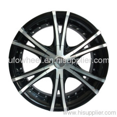 ALLOY WHEEL MACHINE FACE