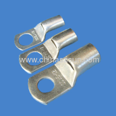 JST Connector Copper Tubular Lugs (One-hole)