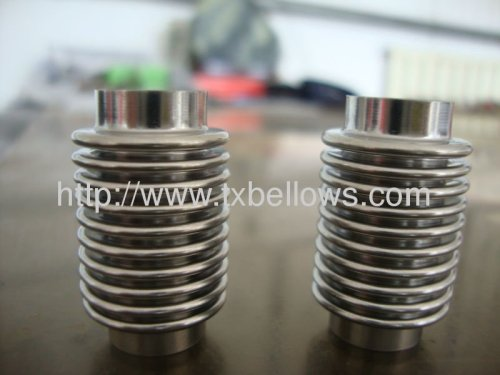 METAL BELLOWS FOR COUPLING
