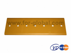 Komastu D275A-2 spare part cutting edge dozer blade 195-71-11654