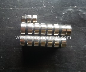 DISC NDFEB MAGNET WITH SP