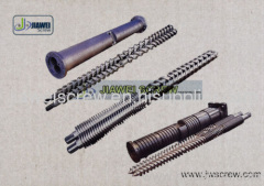 Parallel Twin Screw and Barrel for Plastic Machine