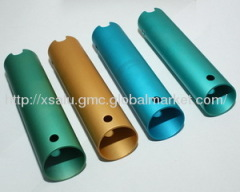Industrial Aluminum Tube Pipe For Decoration