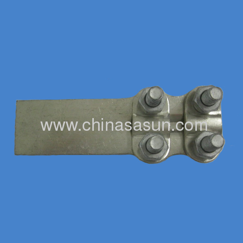 copper iron clamps china