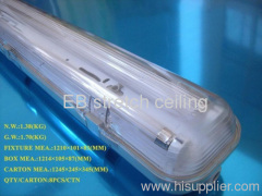T5 1*35w IP65 industrial waterproof fluorescent lamp tube
