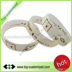 Cute Rubber Wristbands