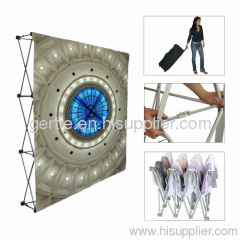 Fabric Pop UP Display,Backdrop ,