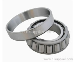 China tapered roller bearings