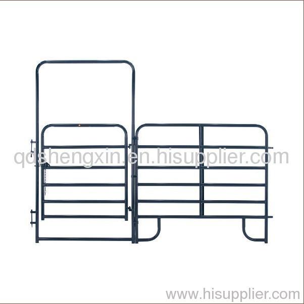 Horse corral panels