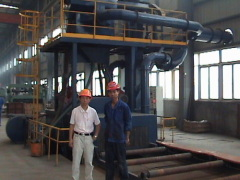 Steel Sheet Shot-blasting machine Pre-treatment Line