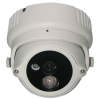 Indoor 3MP H. 264 IR IP Dome Camera