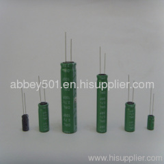 supercapacitors 2 7v 0 22F~10000F manufacturer from China