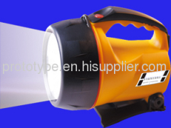 Led searchlight LED light model