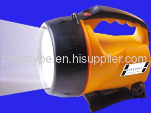 Led searchlight LED light model