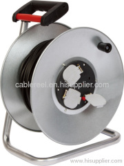 Heavy duty Cable reel with Zinc Plate