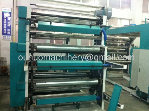 YT-61200 Six Color Print Machine