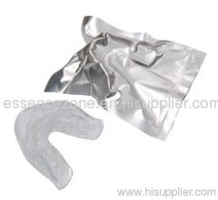 prefilled gel teeth whitening mouth trays