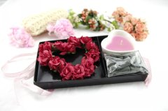 Wedding Valentine Heart Shape Ceramic Cup Candle Holder