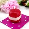 Wedding Valentine Craft Cake Gift Candle