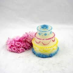 Birthday Cake Party Gifts Craft Candles (RC-307)