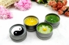 Votive Bagua Flower Tin Candle Holder (RC-425)