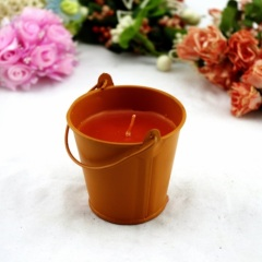 Red Drum Tin Candle Holder (RC-415)