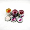 Colour Jelly Tin Candle Holder (RC-285)