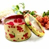 Cherry Fruit Tin Candle Holder (RC-434)
