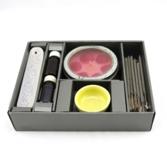 SPA Iron Gift Box Candles