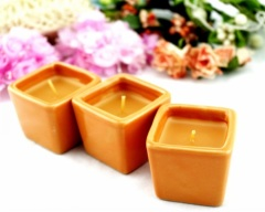 SPA Ceramic Decoration Candles