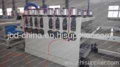 PVC WPC crust foam board production line