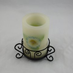 Pillar Candle Holder (RC-257)