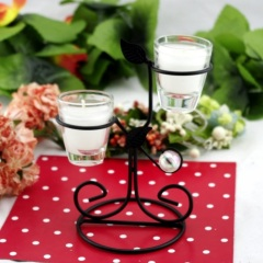 Iron Candle Holder (RC-532)