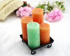 Household Pillar Candle Holder (RC-320)