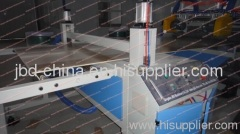 PVC WPC building template extrusion line