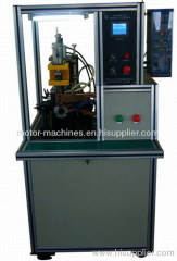 Miyachi Controller Commutator Hot Staking Machine