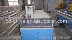 PVC celuka foam board extrusion line