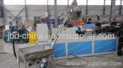 PVC celuka foam board making machine