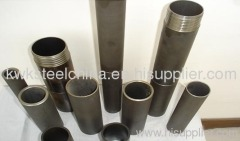 Black Steel Seamless Pipe