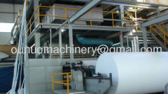 non woven fabric making equipment