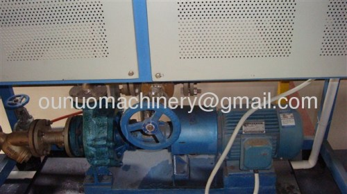 single beam non woven fabric making machine