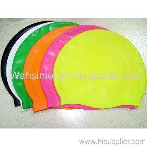 Adults swimming silicone cap