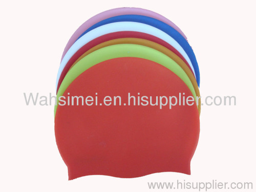 hot selling swimming silicone cap